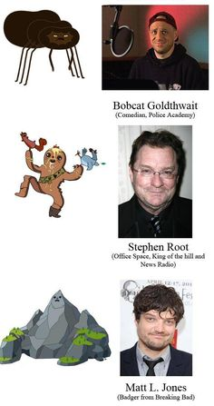 """Actors You Might Not Have Known Did Voices On """"Adventure Time"""""""