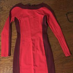 BCBG Body Cam dress BCBG BODY CAM DRESS SIZE SMALL. BCBGMaxAzria Dresses Long Sleeve