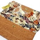 Large Clutch made of cork!