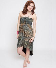 I feel like I NEED this!   NEW! Mystified Hi-Lo Dress