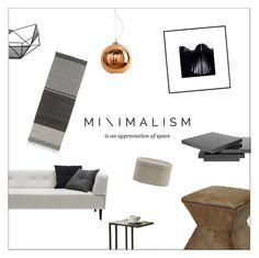 Minimalism by szaboesz on Polyvore featuring interior, interiors, interior design, home, home decor, interior decorating, BoConcept and Massoud