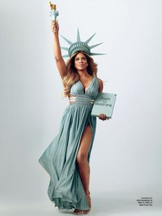 Laverne Cox, our American Idol!