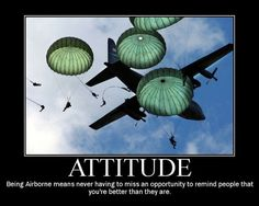 HOOAH Airborne All The Way!