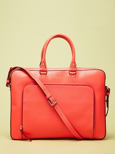 I need a new laptop... and a Kate Spade Bag to put it in! :)
