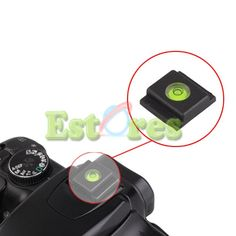 Hot Shoe Spirit Level Cover For Canon EOS