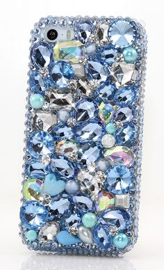 Bling Crystals Phone Case for iPhone 6, iPhone 6 PLUS