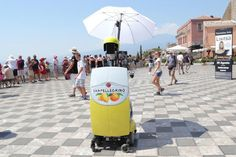 San Pellegrino - Take a Virtual Robot Tour of Italy With San Pellegrino | Co.Create | creativity + culture + commerce