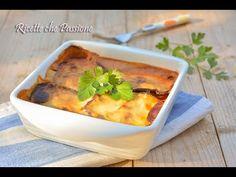 Moussaka ricetta originale buona come la fanno a Kerkyra