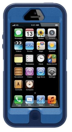 OtterBox Case for iPhone 5/5s (Defender Series) Retail Packaging - Night Sky #OtterBox