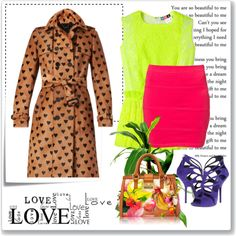 Designer Clothes, Shoes & Bags for Women Bring It On, Mood, Spring, Polyvore, Stuff To Buy, Beautiful, Collection, Design, Women