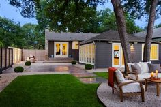 The New Gravel Backyard: 10 Landscape Designs That Inspired Me by Izabella Simmons