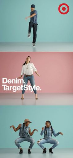 We're starting a denim movement this Fall! Check out our re-engineered denim collection for all new items - from jeans to jackets, to vests and more - enough for a different outfit each day of the week! Whether your jeans are Skinny or Boyfriend, Flare or Ripped, there's denim for every body!