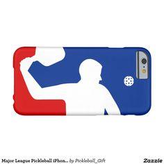 Major League Pickleball iPhone 6 Case
