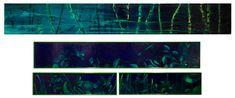 Exposición Begoña Ramos – El Bosque un lugar – The Art Gallery Aquarium, Painting, Art, Labyrinths, Woods, Bouquets, Impressionism, Exhibitions, Places