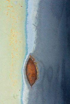 Rust Eye . Janet Little Jeffers