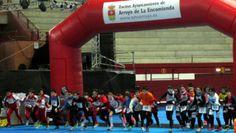 La climatología no pudo con los 175 atletas que participaron el domingo en el IV Duatlón de Arroyo http://revcyl.com/www/index.php/deportes/item/2744-la-climatolog%C3%ADa-no-pudo-con-los-175-atletas-que-participaron-el-domingo-en-el-iv-duatl%C3%B3n-de-arroyo