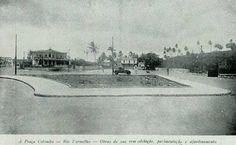 Blog do Rio Vermelho, a voz do bairro: A Praça Colombo, no Rio Vermelho, em 1930
