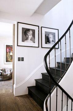Home+Tour:+Rustic+Modern+Glamour+in+Paris+via+@domainehome