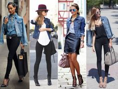 the road to denim - street style