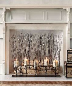 Add drama on a grand scale to a mantel or tabletop with our Fedora Candleholder- the flickering candlelight alone is captivating.