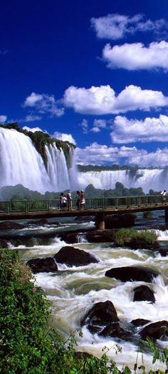 Iguazu Falls, Brasil - Argentina by ⊱La Vie En Rose⊰