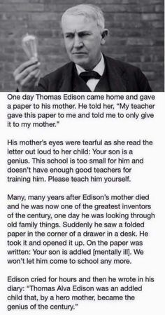 Funny Memes – [One Day Thomas Edison Came Home] Faith In Humanity Restored, Wtf Fun Facts, Scary Facts, Random Facts, Funny Facts, History Facts, Good People, Amazing People, Inspire Me