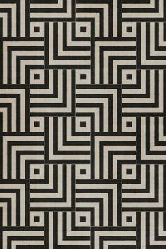 Pura Vida Home Decor - Pattern 60 Inversion vinyl floor cloth, $50.00 (http://stores.puravidahomedecor.com/pattern-60-inversion-vinyl-floor-cloth/)