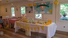 Doğum günü Table Decorations, Furniture, Home Decor, Decoration Home, Room Decor, Home Furnishings, Home Interior Design, Dinner Table Decorations, Home Decoration