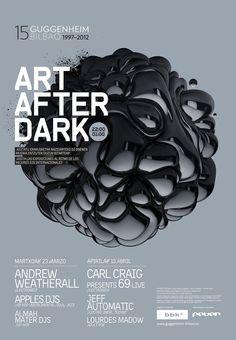 View the Art After Dark flyer