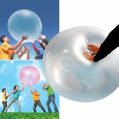 Let's unleash summer together with Amazing Bubble Ball! Amazing Bubble Ball is made with the super strong, tear-resistant material, Xpandium You can kick it,
