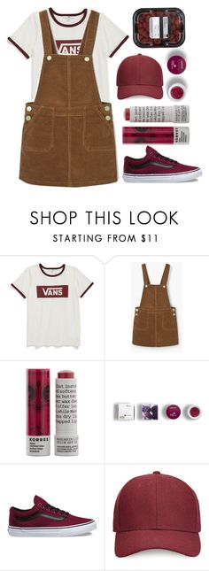 """""""Perfect Strangers"""" by lilyyy24 ❤ liked on Polyvore featuring Vans, Korres and Whistles"""