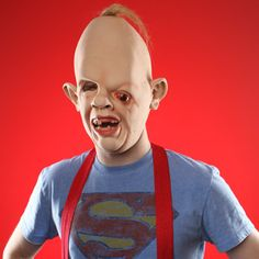 Sloth from the Goonies Mask @Mac Malone