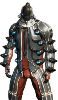 """Vauban - """"The highly tactical Vauban uses his powers to create deadly traps that can zap, imprison and dimensionally crush enemies"""" 