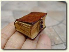 Miniature book by Ericka VanHorn