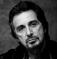 Al Pacino - great face. Tons of gravitas...........