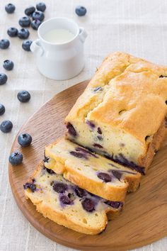 Inspired by blueberry pancakes, this Blueberry Maple Cake is studded with blueberries and doused with real maple syrup. The cake is ultra buttery thanks to my secret ingredient: cultured butter.