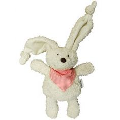 Doudou Keptin-jr Calin Rabby Rose - Doudou Ecologique
