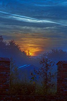 Cool dawn by Waldemar Sadłowski