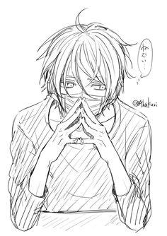 Manga Anime, Anime Art, Hot Anime Boy, Anime Guys, Character Concept, Character Design, Onii San, Manhwa, Manga Books