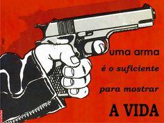 Grafados: Herman Schmitz - Uma arma é o suficiente para mostrar a vida