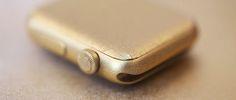 Cómo convertir tu Apple Watch en dorado por poco dinero