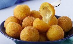 bolinho de queijo frito - Pesquisa Google