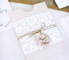 Rustic Elegance | Michaels Wedding Department