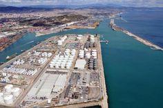 The Energy Dock at Barcelona's Port (by Port de Barcelona)
