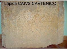 Un ruido de cadenas retumba en el aire, es CAIVS CAVTENICO y ALLONIS están viendo como se entrenan los gladiadores, corren los siglos siglo II y III....................