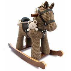 Chester & Fred Rocking Horse