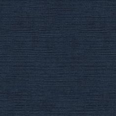 Heavenly 309 Naval Solid Chenille Upholstery Fabric - Fabric By The Yard At Discount Prices