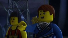 When I found out they were making a movie about ninjago