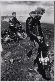 On the Road with Danny Lyon
