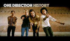 ¡OMG! HISTORY EL NUEVO VIDEO DE ONE DIRECTION CHÉCALO AQUÍ - Bongo México